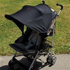 Distributor of Diono Stroller Sun Shade Maker - Black