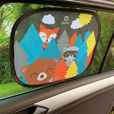 Distributor of Diono Sun Stopper Cling Shades Animals 2Pk