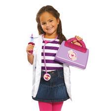 Distributor of Doc McStuffins Toy Hospital Doctor\'s Bag Set