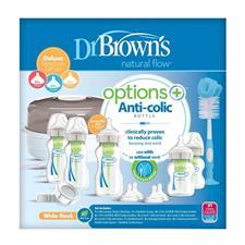 Distributor of Dr Browns Options+ Newborn Gift Set