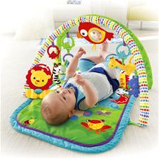 Distributor of Fisher-Price 3-in-1 Busy Baby Rainforest Activity Gym