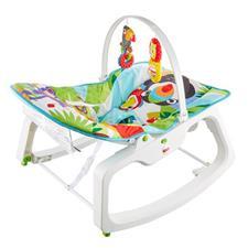 Distributor of Fisher-Price Infant to Toddler Rocker Blue