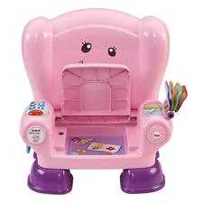 Distributor of Fisher-Price Laugh & Learn Smart Stages Chair Pink