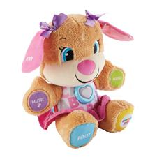 Distributor of Fisher-Price Laugh & Learn Smart Stages First Words Sister
