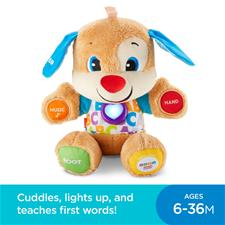 Distributor of Fisher-Price Laugh & Learn Smart Stages Puppy