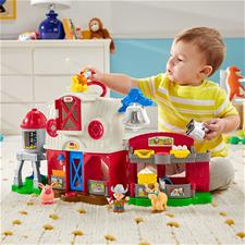 Distributor of Fisher-Price Little People Caring for Animals Farm
