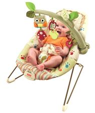 Distributor of Fisher-Price Woodsie Bouncer