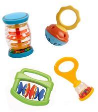 Distributor of Halilit Baby's Music Carnival Set