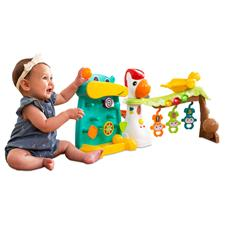 Distributor of Infantino 4-in-1 Grow with me Playland
