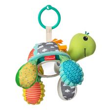 Distributor of Infantino Go Gaga Mirror Pal - Turtle