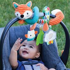 Distributor of Infantino Go Gaga Spiral Car Seat Activity Toy