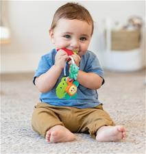 Distributor of Infantino Safari Teething Pals