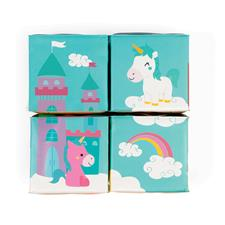Distributor of Janod Bath Cubes 4Pk