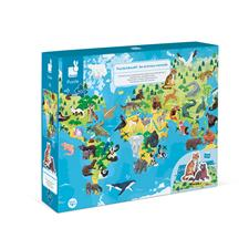 Distributor of Janod Educational Puzzle Endangered Animals