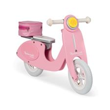 Distributor of Janod Mademoiselle Pink Scooter