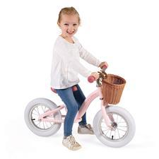 Distributor of Janod Metal Vintage Bikloon Balance Bike - Pink