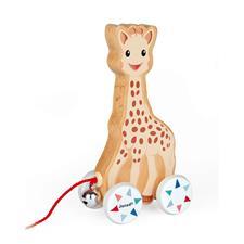Distributor of Janod Sophie La Girafe Pull-Along Toy