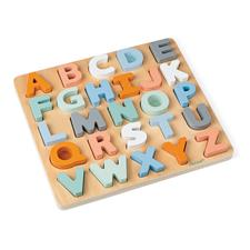 Distributor of Janod Sweet Cocoon Alphabet Puzzle