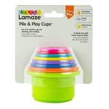 Distributor of Lamaze Pile & Play Cups