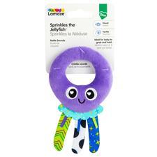 Distributor of Lamaze Sprinkles the Jellyfish Rattle