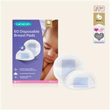 Distributor of Lansinoh Disposable Nursing Pads 60Pk