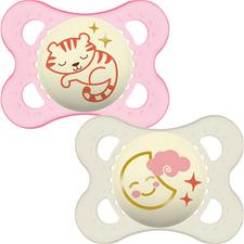 Distributor of MAM Night Soother 0m+ 2Pk