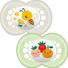 Distributor of MAM Original Soother 6m+ 2Pk