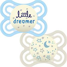 Distributor of MAM Perfect Night Soother 0m+ 2Pk