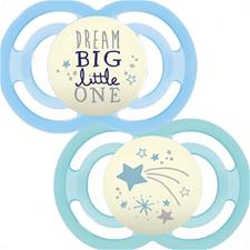 Distributor of MAM Perfect Night Soother 6m+ 2Pk
