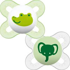 Distributor of MAM Start Soother 0-2m 2Pk