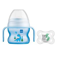 Distributor of MAM Starter Cup Assortment 150ml with Handles and Soother