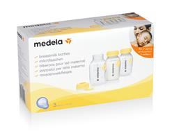 Distributor of Medela Breastmilk Storage Bottles 150ml 3Pk