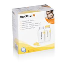 Distributor of Medela Breastmilk Storage Bottles 250ml 2Pk