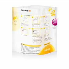 Distributor of Medela Quick Clean Micro-Steam Bags 5Pk