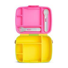 Distributor of Munchkin Bento Box Multi Yellow