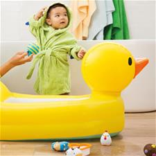 Distributor of Munchkin Hot Inflatable Safety Duck Tub