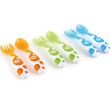 Distributor of Munchkin Multi Forks and Spoons 6Pk
