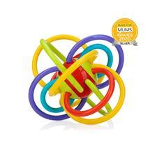 Distributor of Nuby Lots Of Loops Teether