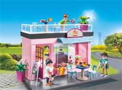 Distributor of Playmobil City Life My Café