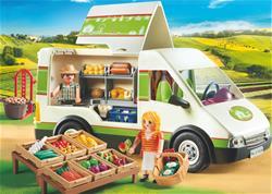 Distributor of Playmobil Country Mobile Farm Market