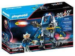 Distributor of Playmobil Galaxy Police Robot
