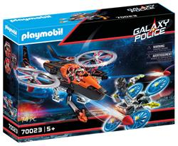 Distributor of Playmobil Galaxy Police Space Pirates Helicopter