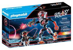 Distributor of Playmobil Galaxy Police Space Pirates Robot