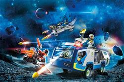 Distributor of Playmobil Galaxy Police Truck