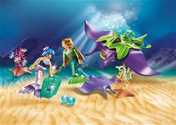 Distributor of Playmobil Magic Pearl Collectors with Manta Ray