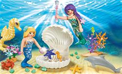 Distributor of Playmobil Mermaid Carry Case