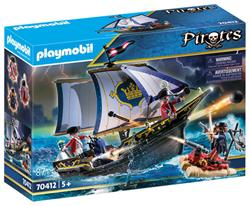 Distributor of Playmobil Pirates Redcoat Caravel