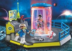 Distributor of Playmobil Super Set Galaxy Police Rangers