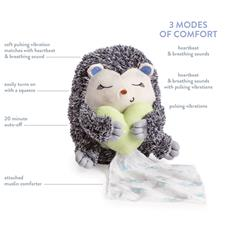 Distributor of Summer Infant Heartbeat Soothers - Hedgehog