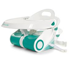 Distributor of Summer Infant Sit N Style Booster Seat Teal/White
